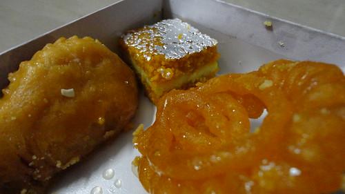 Ugadi sweets