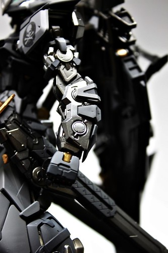 Stealth Version Gundam Astray Custom Painted Build (7)