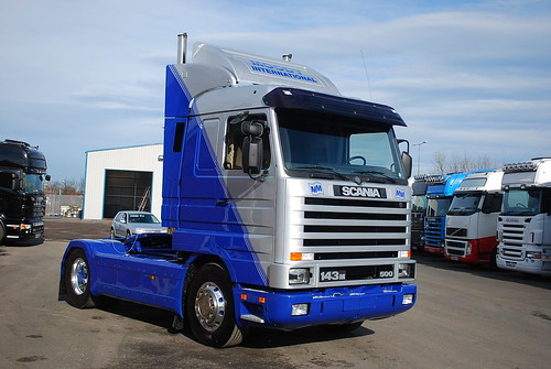 Our 143 Scania Finished!