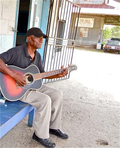 "Bluesman: Jimmy Duck Holmes  - ""Blue Front Cafe"" WATCH: by Shein Die"
