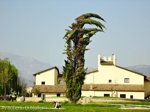 Villa Comunale - Frosinone by robertodimo