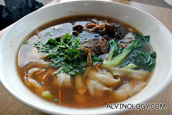 Formosa Delights - Dao Xiao Mian (Beef)
