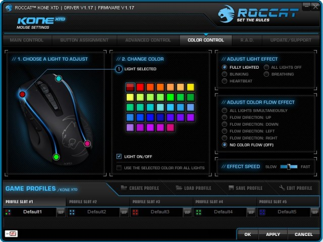 Quick Review: ROCCAT Kone XTD Gaming Mouse 17