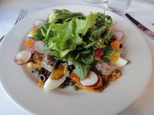 Nicoise Salad, Bottega, Birmingham AL