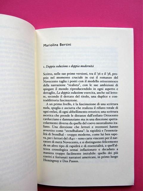 L'ultima seduzione di Francesco Orlando ( a cura di Salvatore Nicosia), :due punti edizioni 2012. Progetto grafico e impaginazione: .:terzopunto.it. pag. 13 (part.), 1