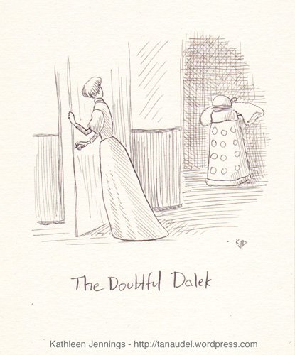 The Doubtful Dalek