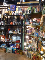 Knick knacks at Camden Stables Market
