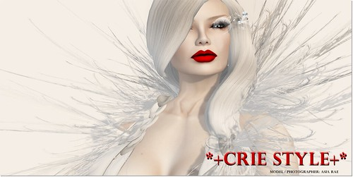 +Crie Style+* Advertising/ AD by Asia Rae Photo Studio