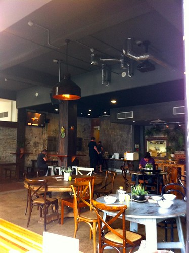 interior - the tipple, surry hills