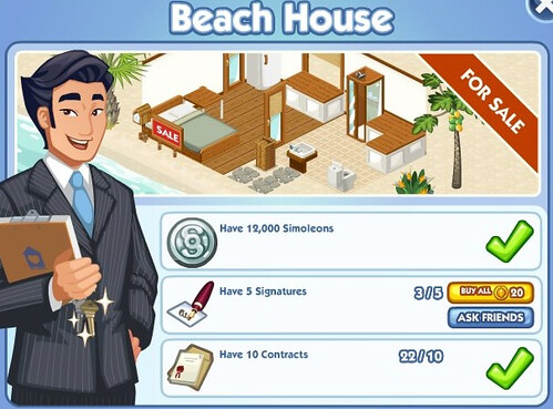 Sims Social to introduce Beach House vacation home