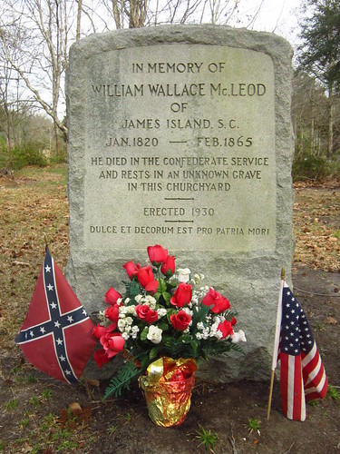 Grave of a Confederate Soldier