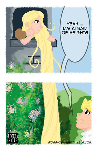 Illustration Friday: Heights