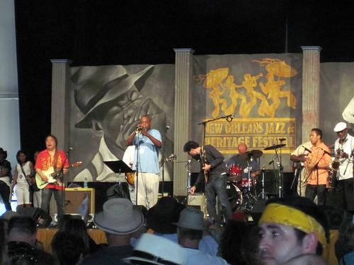 Jazz Fest - New Orleans