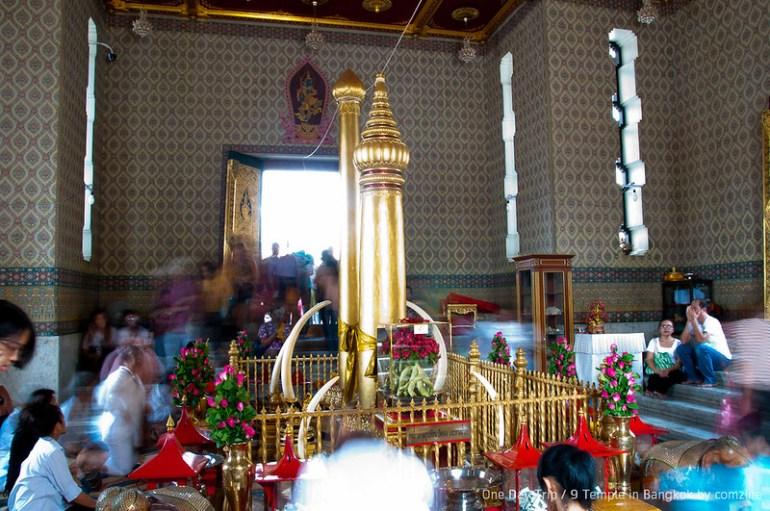 ศาลหลักเมืองกรุงเทพมหานคร