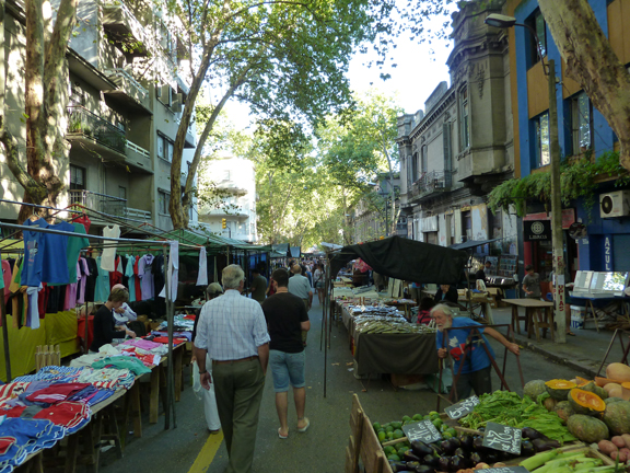 Tristan Navarja market