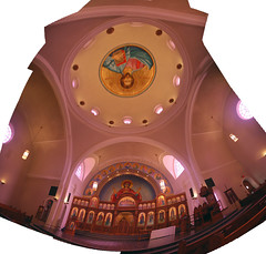 St George Interior Panorama 1