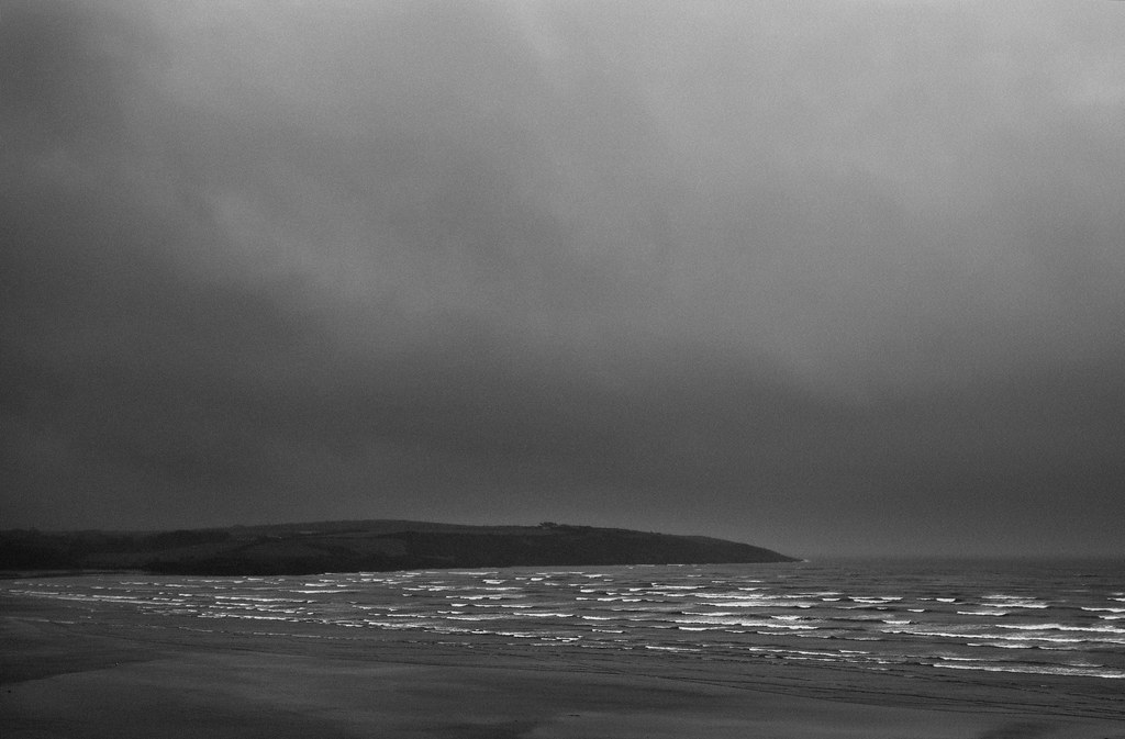 Under an Ashen Sky - Coolmain Bay