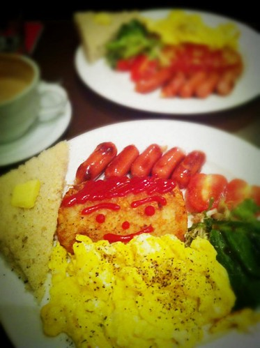 All Day Breakfast@Cafe Corridor
