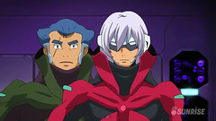 Gundam AGE 2 Episode 26 Earth is Eden Screenshots Youtube Gundam PH (21)