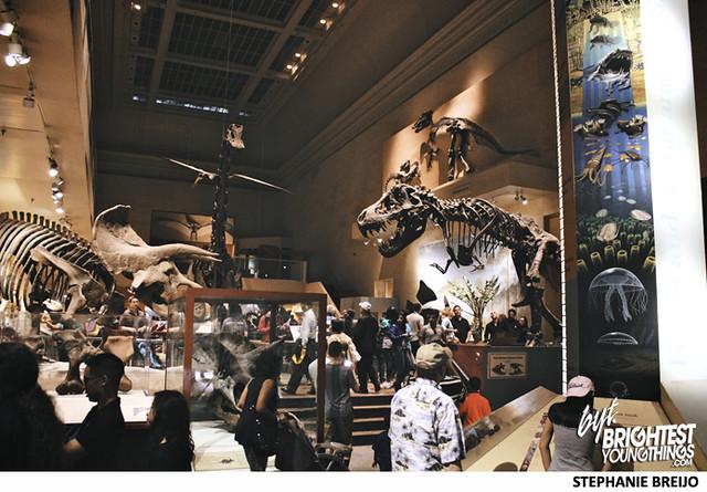 Smithsonian Dinosaur Exhibit Photos Brightest Young Things Stephanie Breijo37