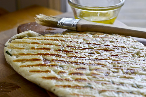 Herbed Flatbread 12