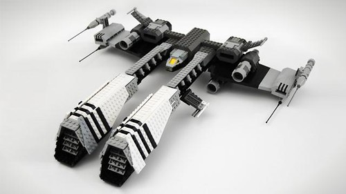 LEGO CUUSOO - 'Eve Online Ships' Gains Support - FBTB