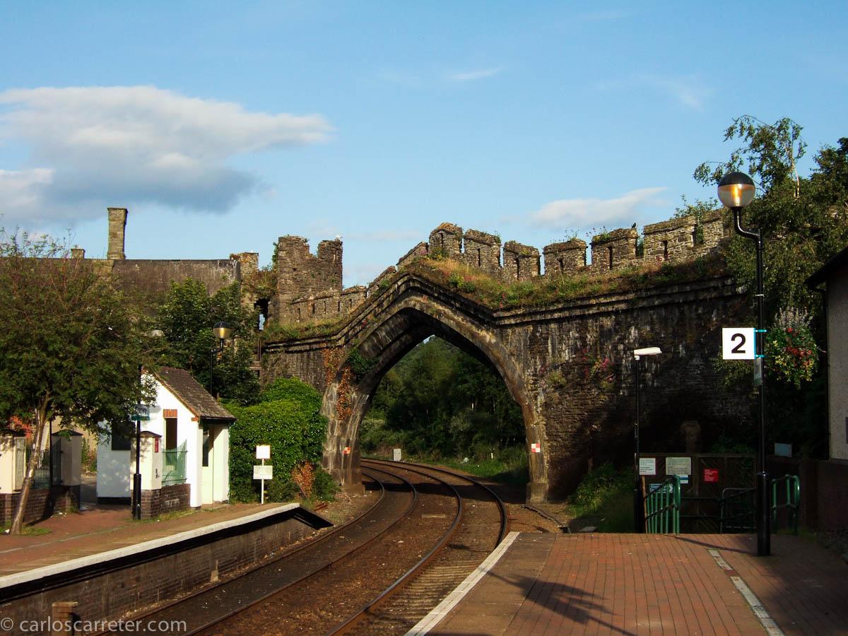 Estación de Conwy