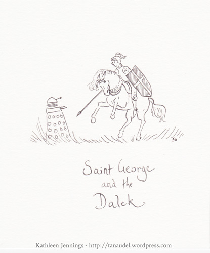 Saint George and the Dalek