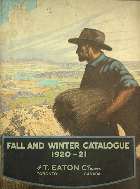 Catálogo de Moda 1920