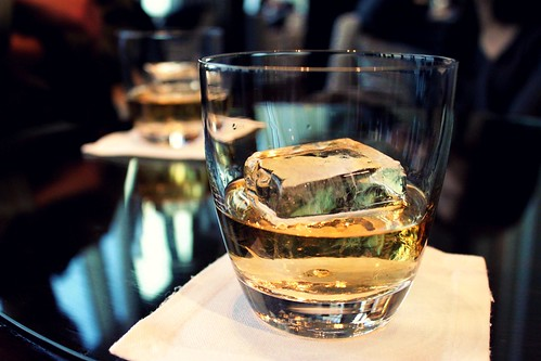 Whiskey, Titanic