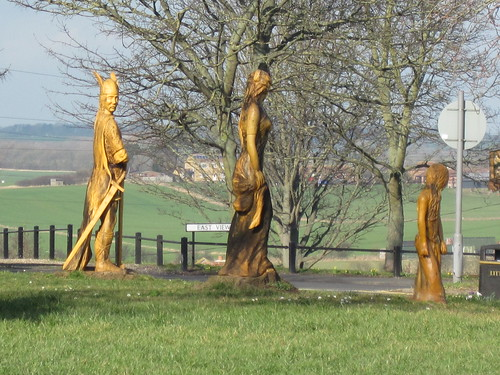 Sadberge Chainsaw Carvings