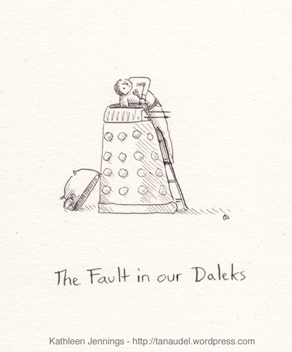 The Fault In Our Daleks
