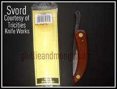 Svord from Tricities Knife Works