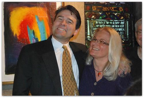 John & Cathy