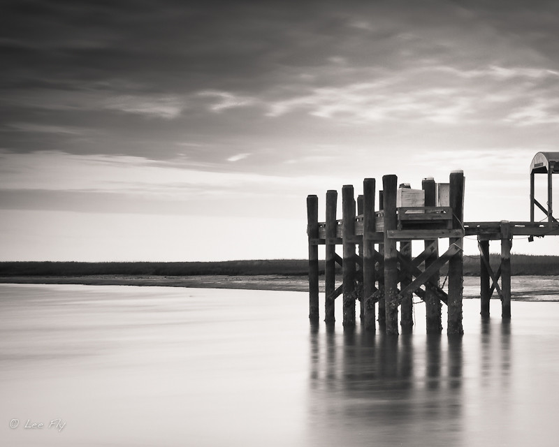 30 seconds at the dock