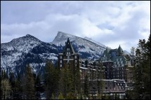 Fairmont Banff Springs Hotel - Sharing