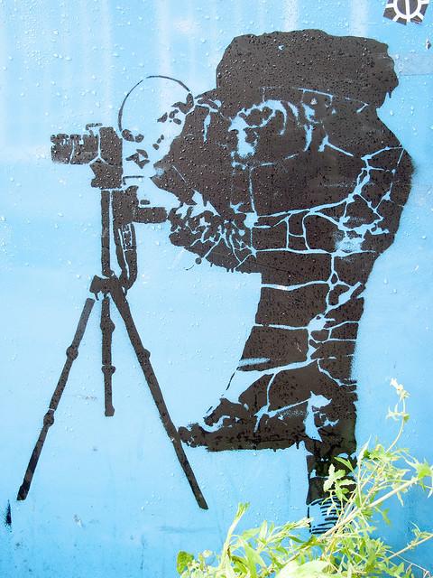 Photographer - Stencil