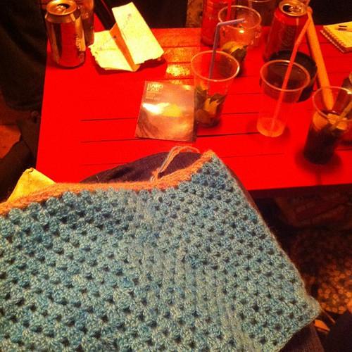 Soirée tricot / crochet
