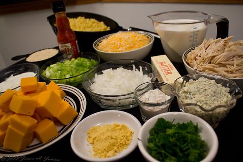 Buffalo Chicken Mac and Cheese 01