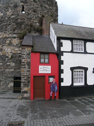 Britain's smallest house.