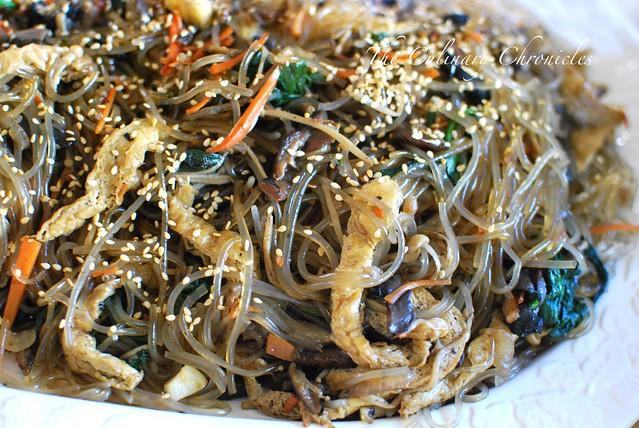 Vegetarian Chap Chae