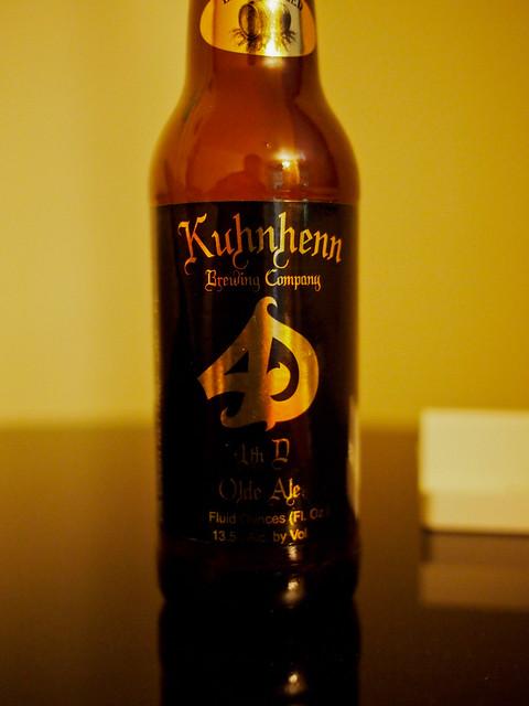 Kuhnhenn Fourth Dementia (4D) - Kuhnhenn Brewing Company