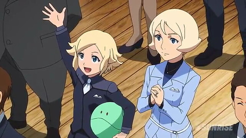 Gundam AGE Episode 18  Battle at the Graduation Ceremony Screenshots Youtube Gundam PH (11)