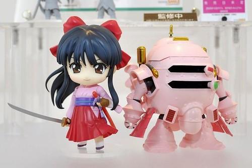 Nendoroid Shinguji Sakura (Sakura Taisen)