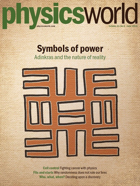 Symbols Of Power Adinkras And The Nature Of Reality Its Time To