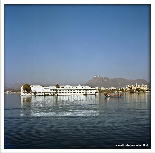 Lake Palace Hotel - Udaipur - Rajasthan - India