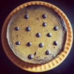 Vegan Pumpkin Pie Brownies
