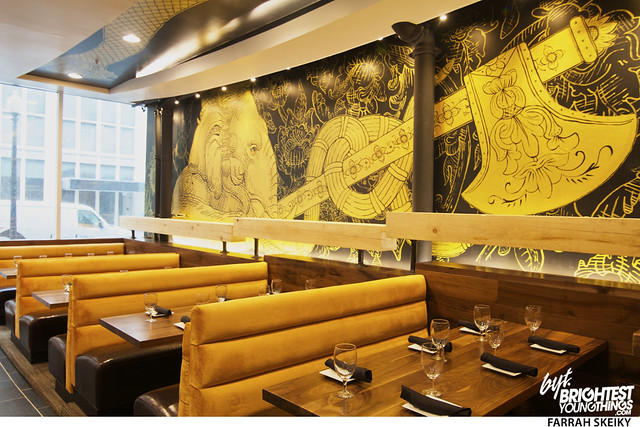 Soi 38 Restaurant DC Brightest Young Things Farrah Skeiky 21