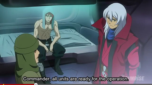 Gundam AGE Episode 20 The Red Mobile Suit Screenshots Youtube Gundam PH (9)