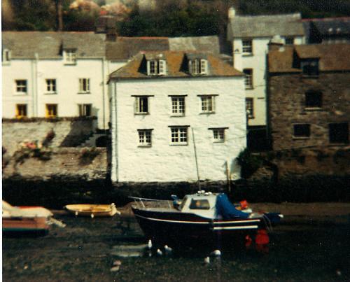Looe Harbour 1988